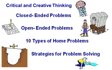 critical thinking problems for kids Open-ended questions encourage critical thinking because children have to use their imagination and make inferences based on the illustrations in it really encourages children to exercise that creativity muscle and if there's one thing we know about toddlers and young kids, it's that they love to be.